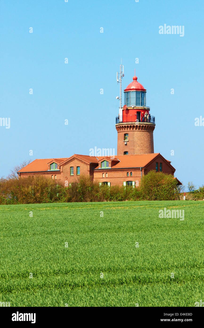 Bastorf Lighthouse - Stock Image
