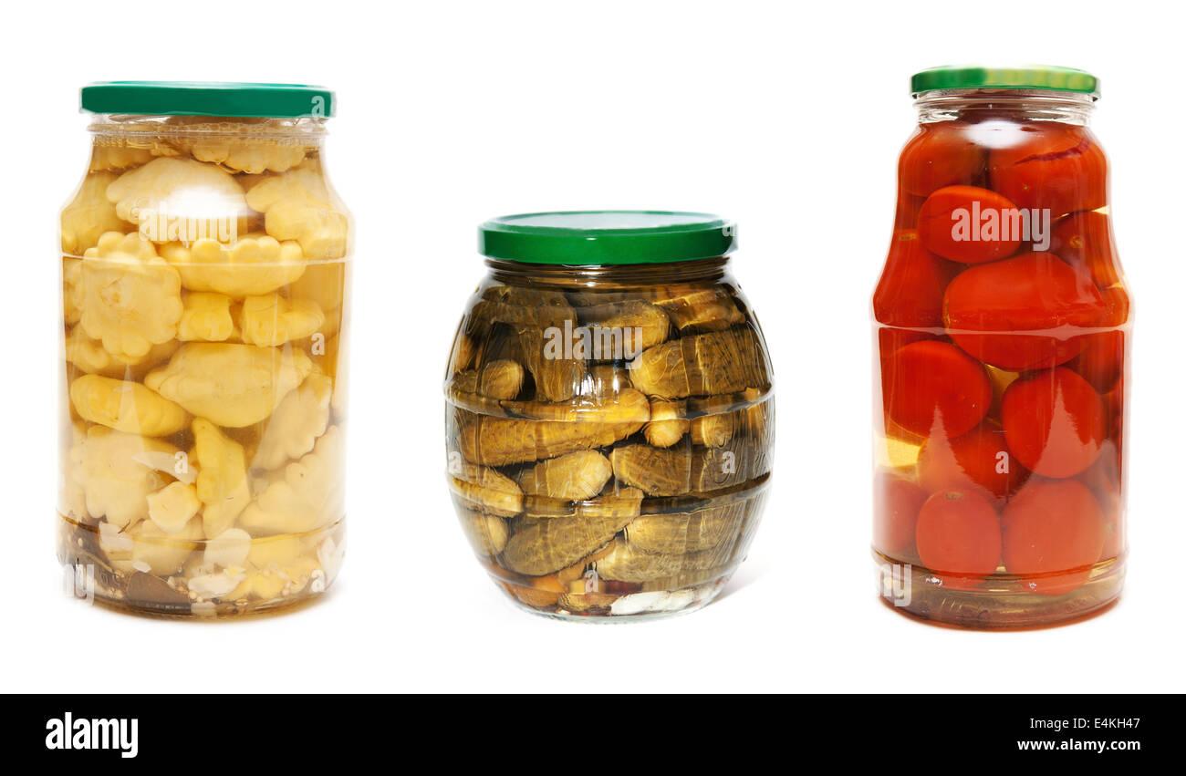 jars of pickled food stock photos jars of pickled food stock images alamy. Black Bedroom Furniture Sets. Home Design Ideas