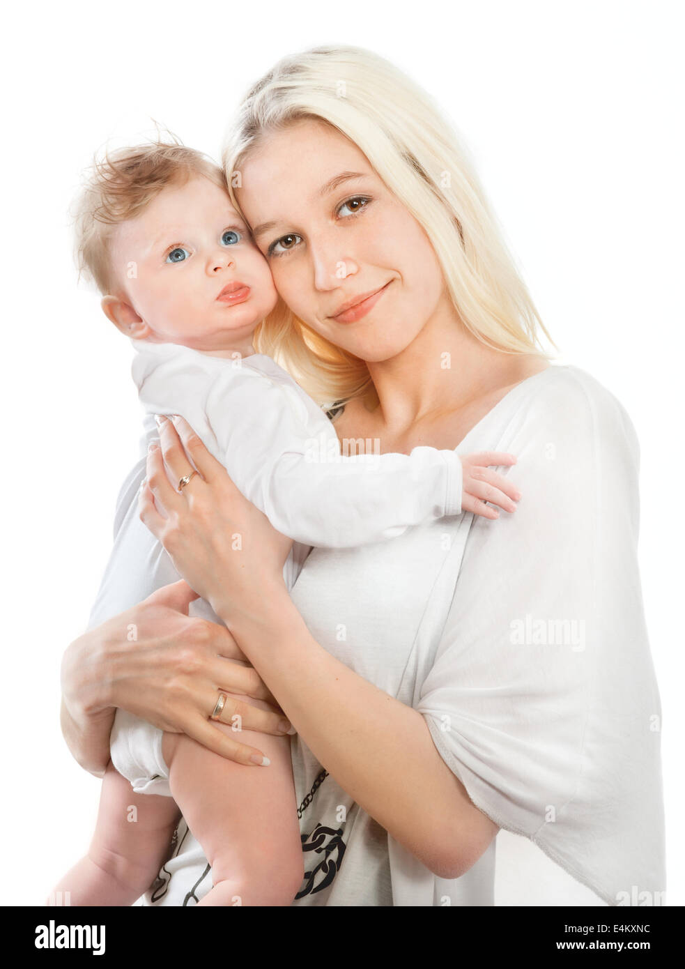 Motherhood - Stock Image