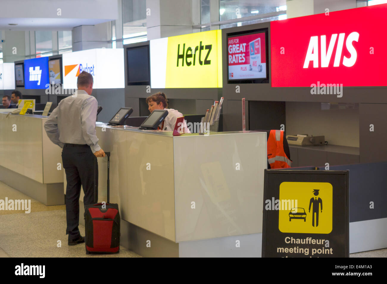 Car Rental Counter Stock Photos Amp Car Rental Counter Stock