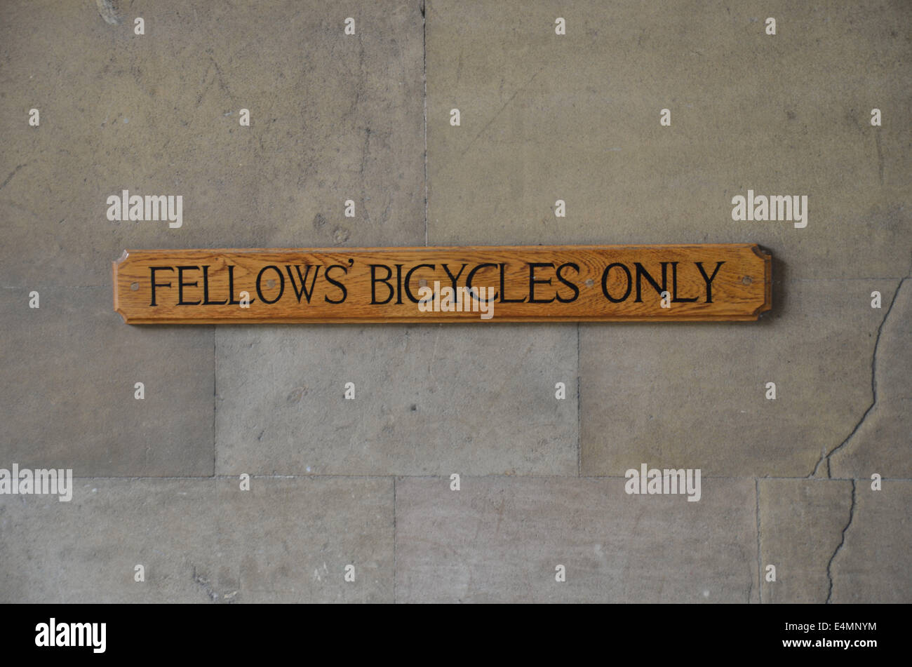 Fellows Bicyles only - Stock Image