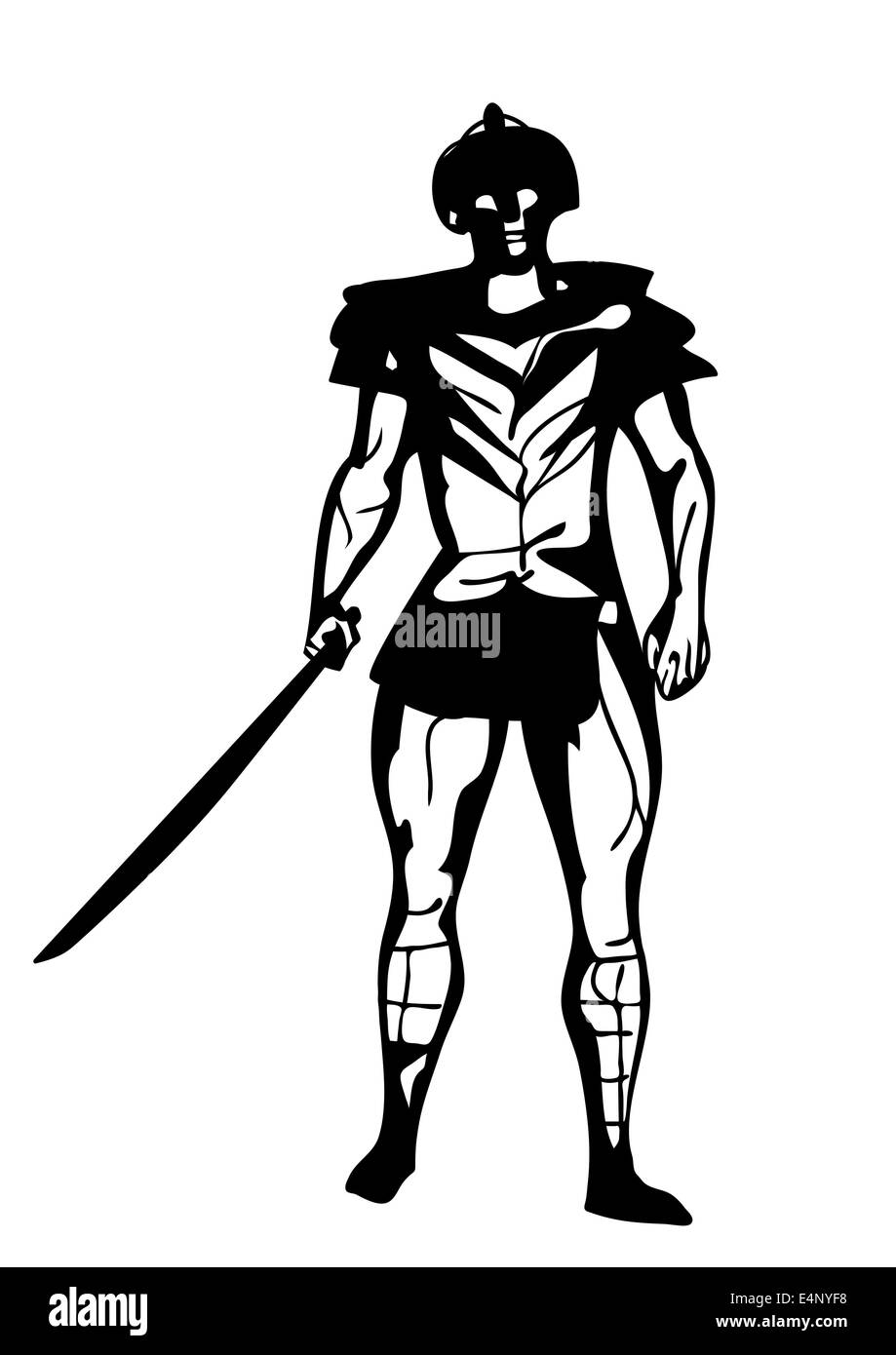 It's just a graphic of Zany Roman Soldier Uniform Labelled