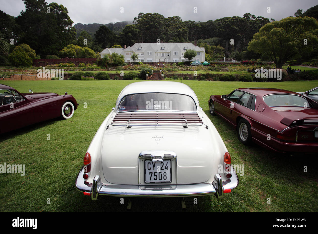 1969 Jaguar E