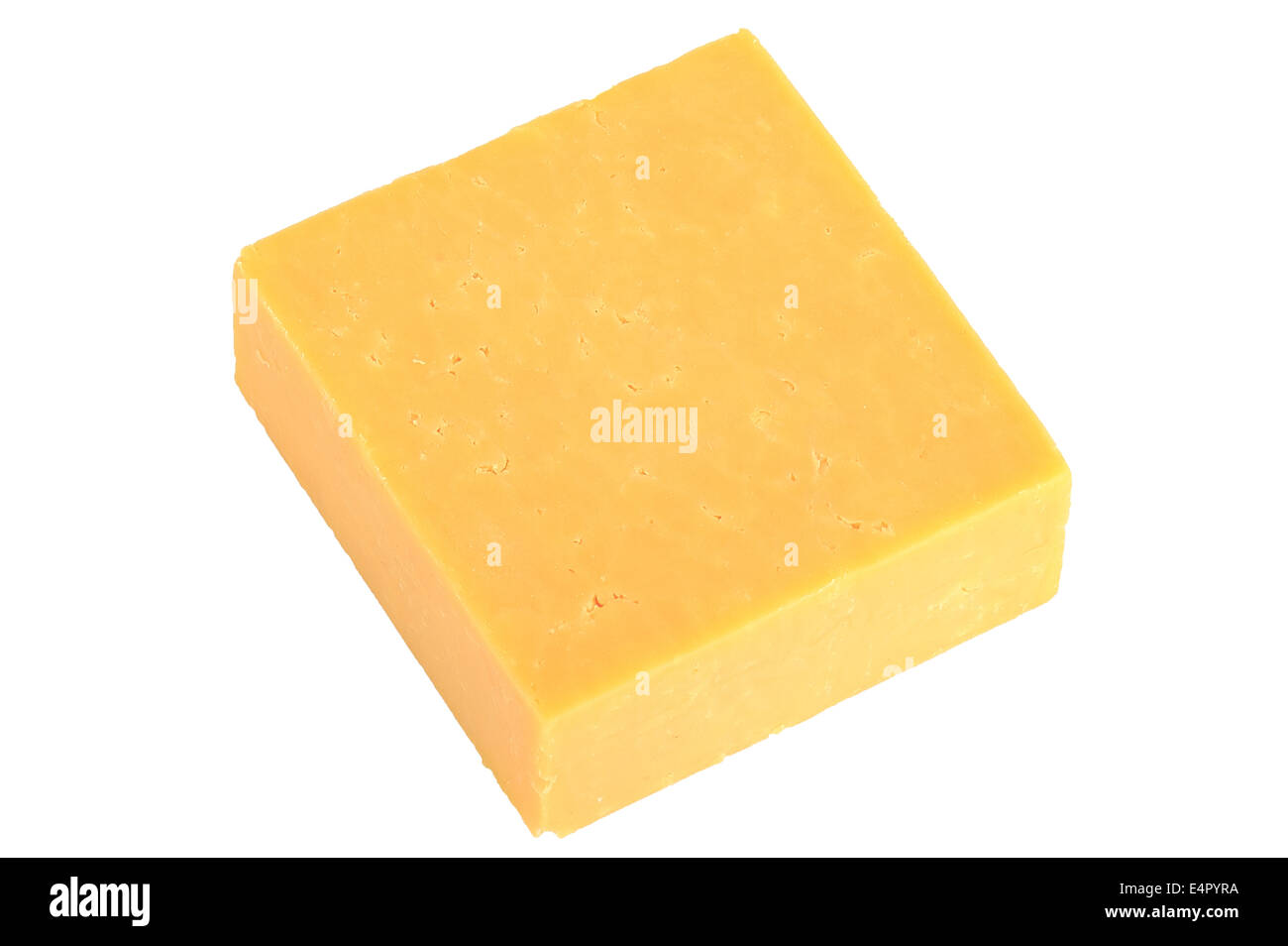 how to cut dairylea cheddar block
