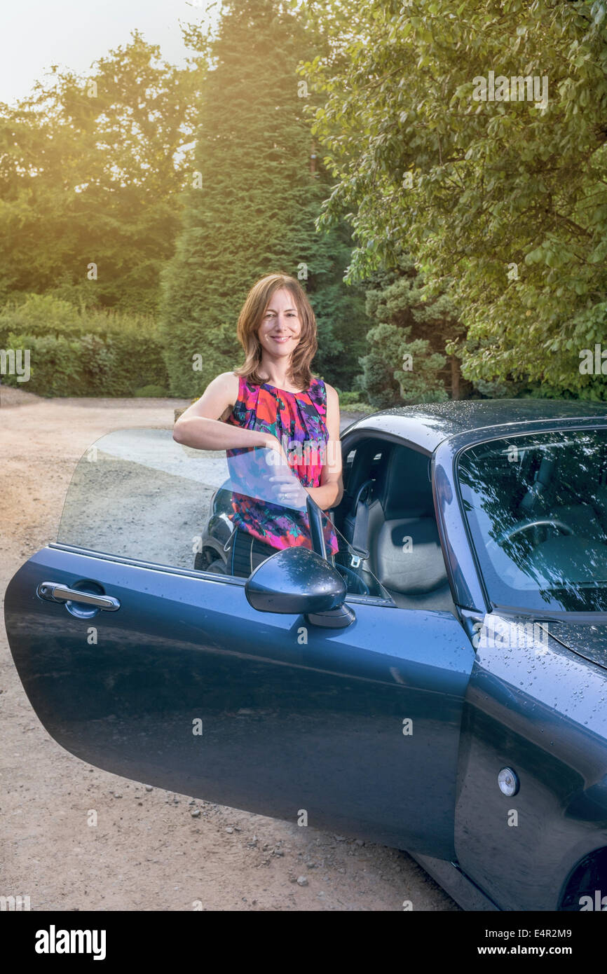 Aston Martin Advert Woman >> Sports Car Woman Uk Stock Photos & Sports Car Woman Uk Stock Images - Alamy