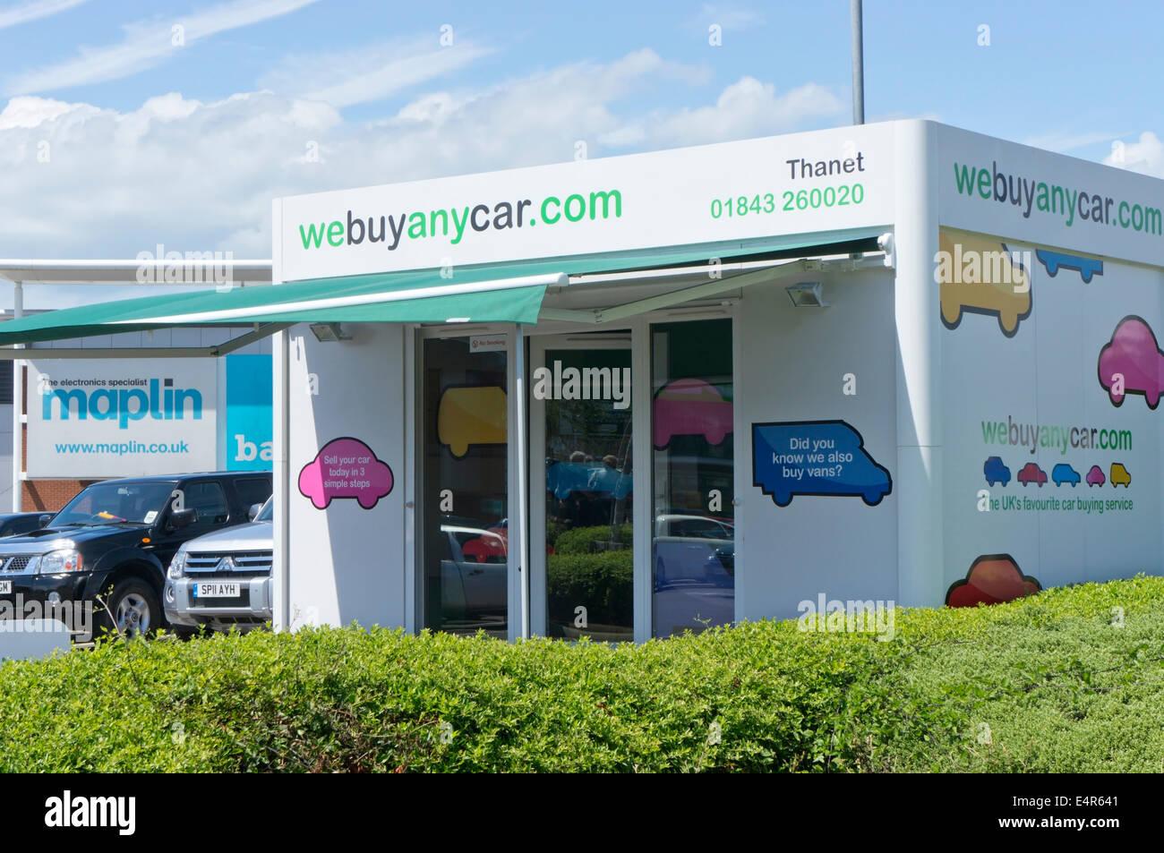 We Buy Any Car Com Stock Photos & We Buy Any Car Com Stock Images ...