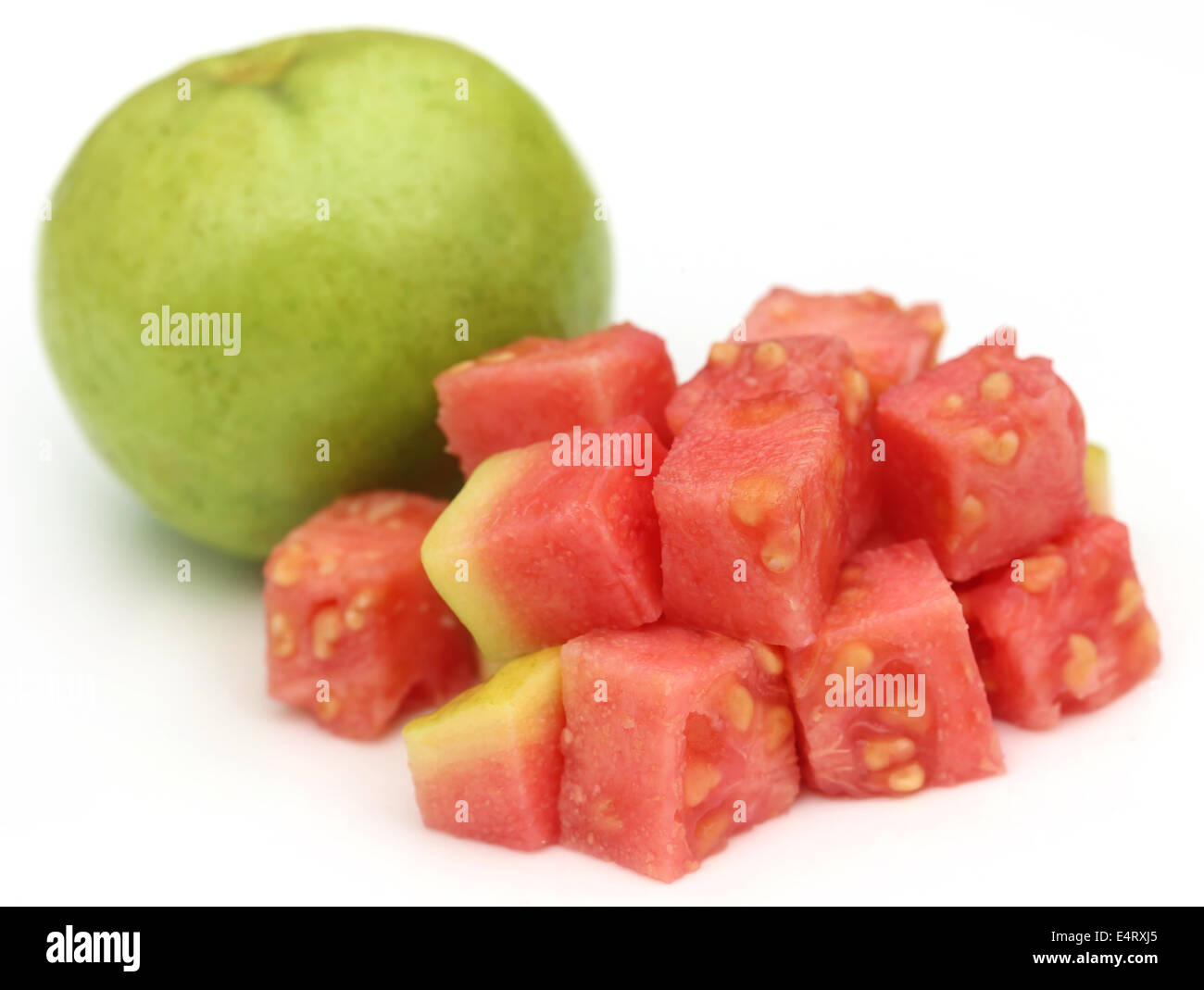Red Guava Stock Photos & Red Guava Stock Images - Alamy