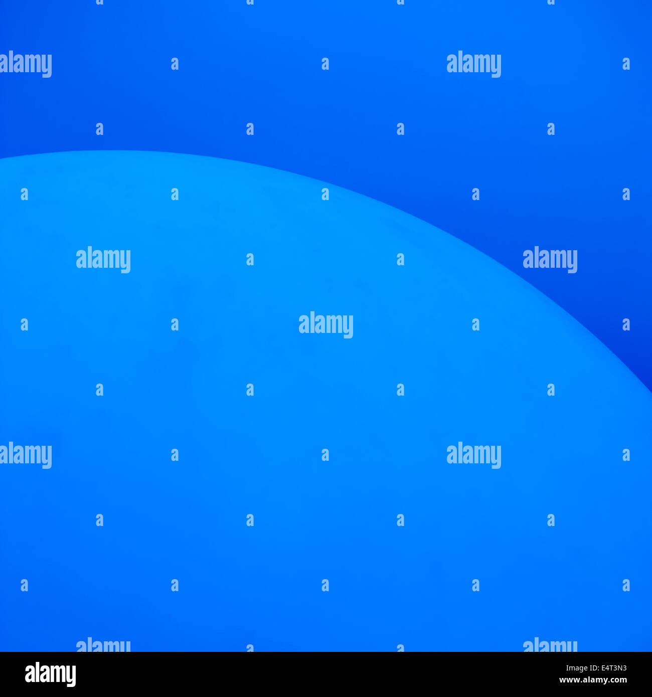 Blue Abstraction - Stock Image