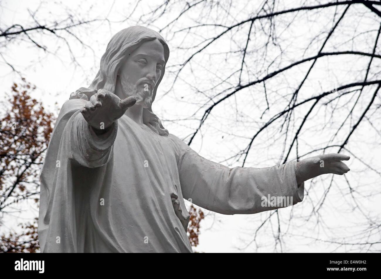 Jesus - Stock Image