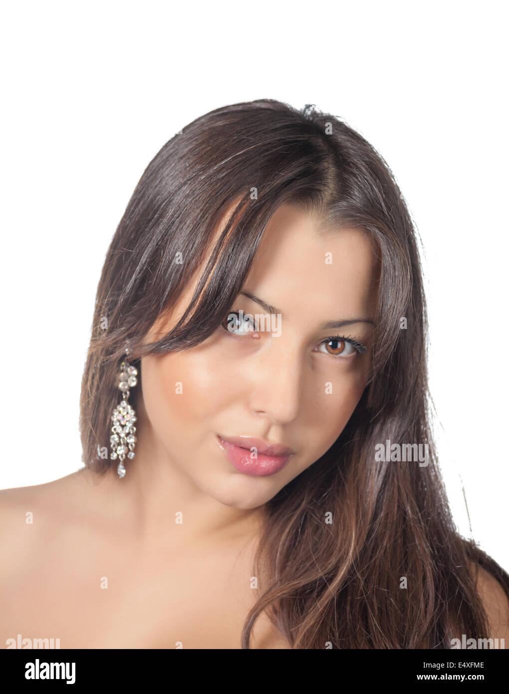 Simply excellent hot brunette teen 961