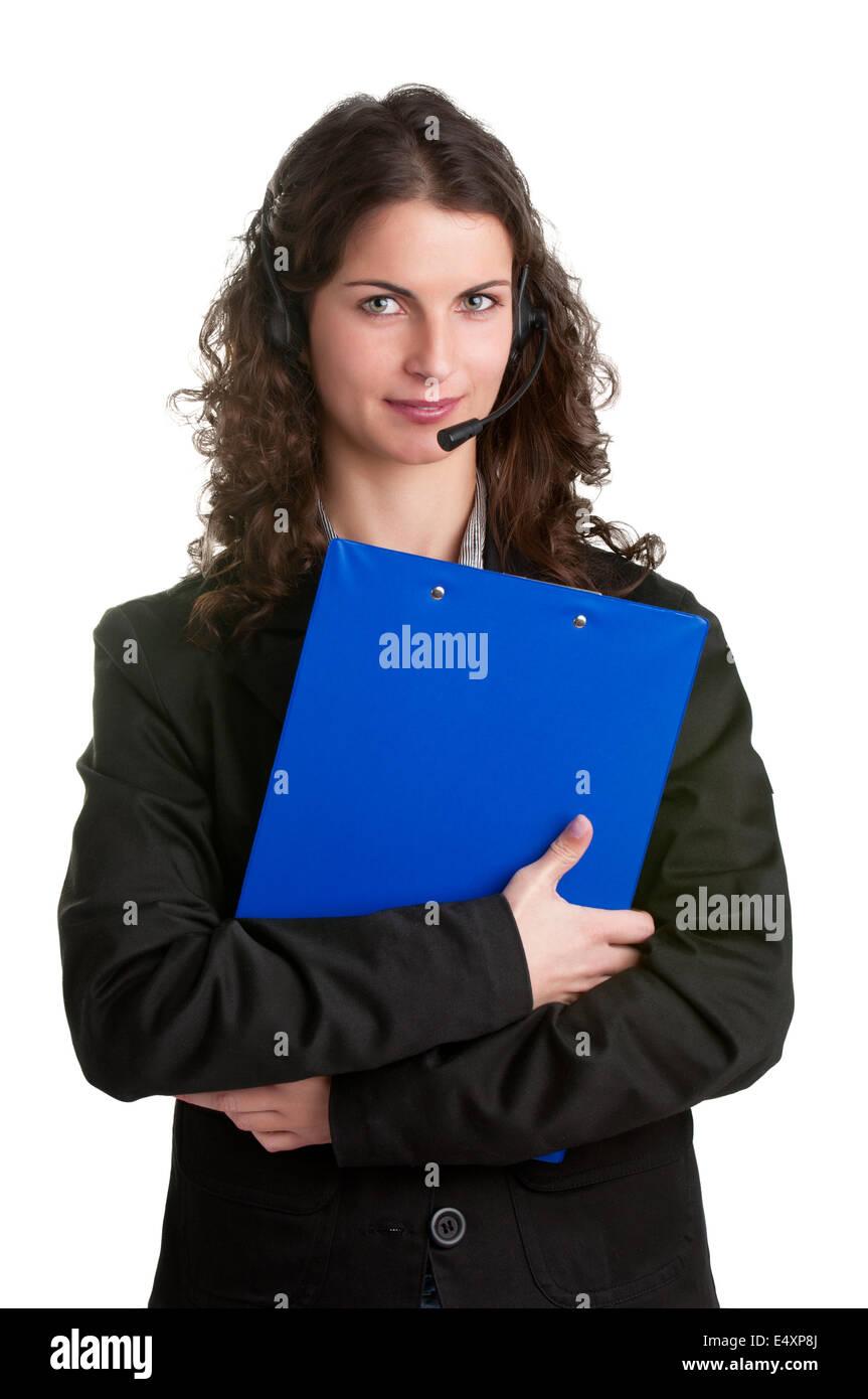 Help Line - Stock Image