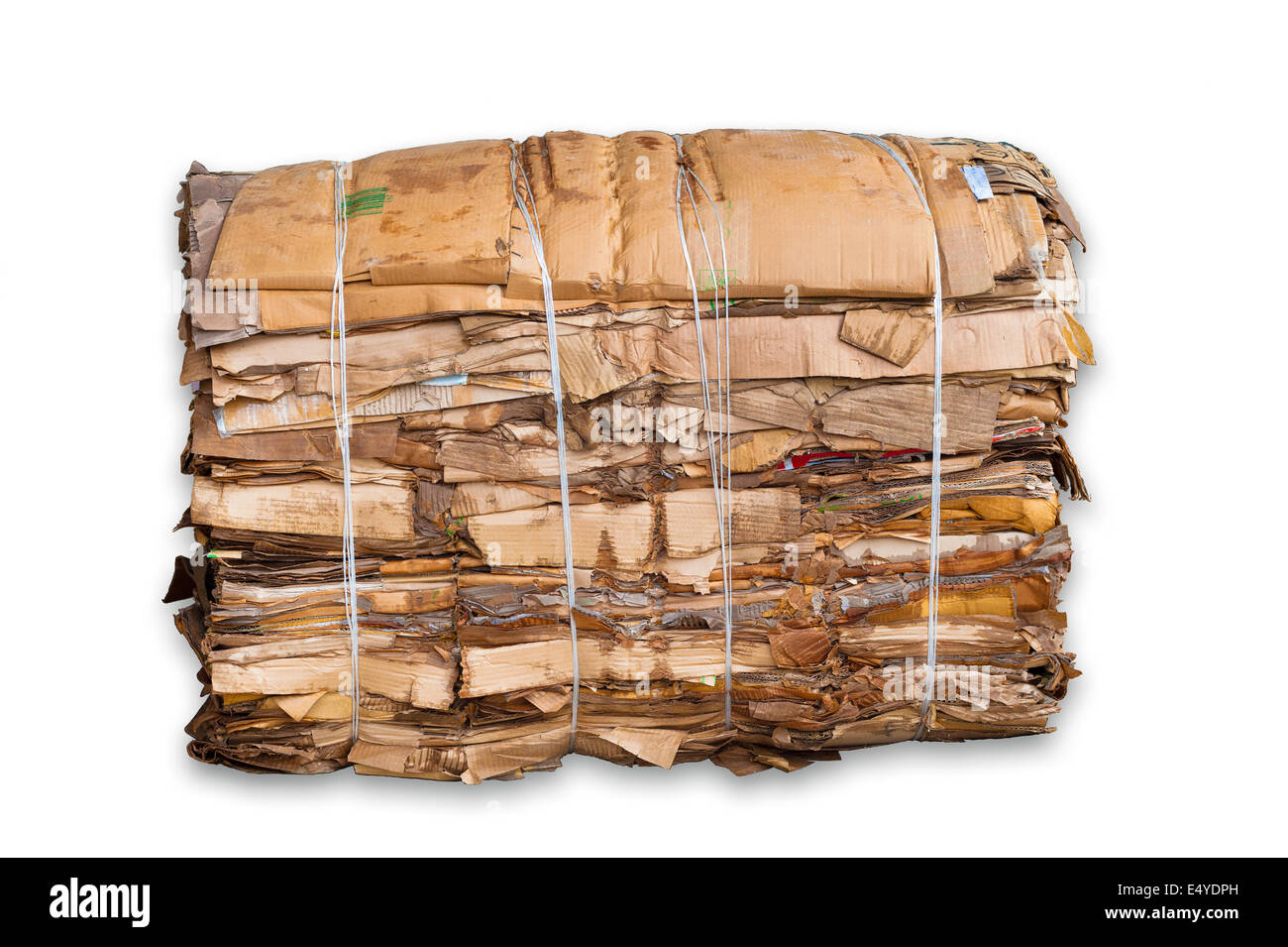 how to make a cardboard bail