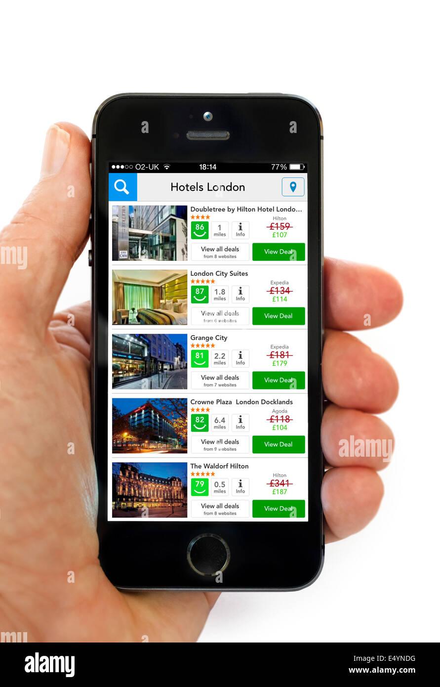 Price Comparison App >> Trivago App The Hotel Price Comparison Tool On An Apple