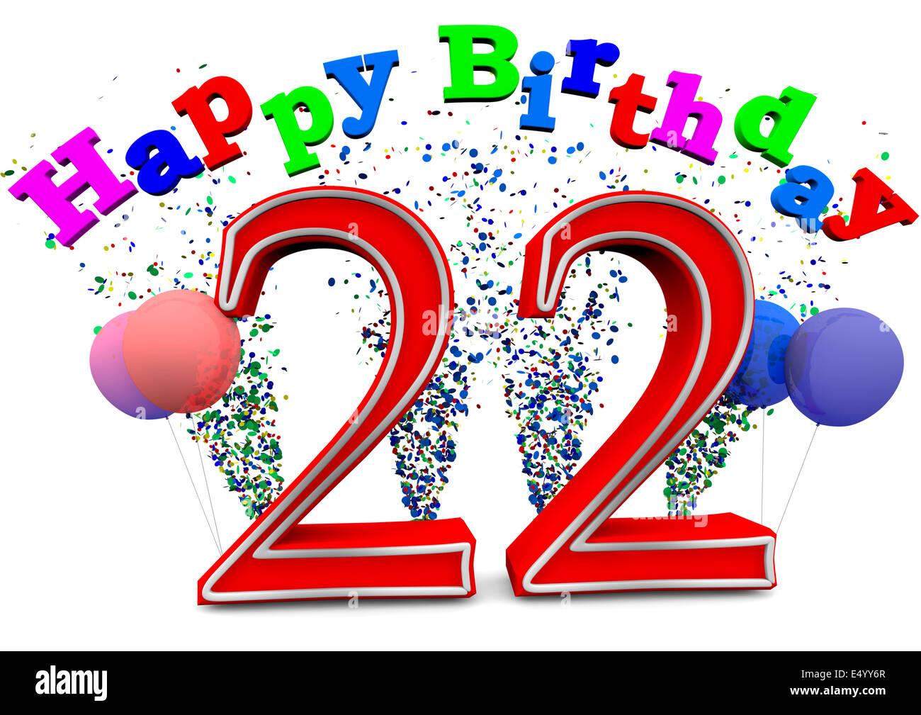 Сегодня мой день рождения картинки 22 года
