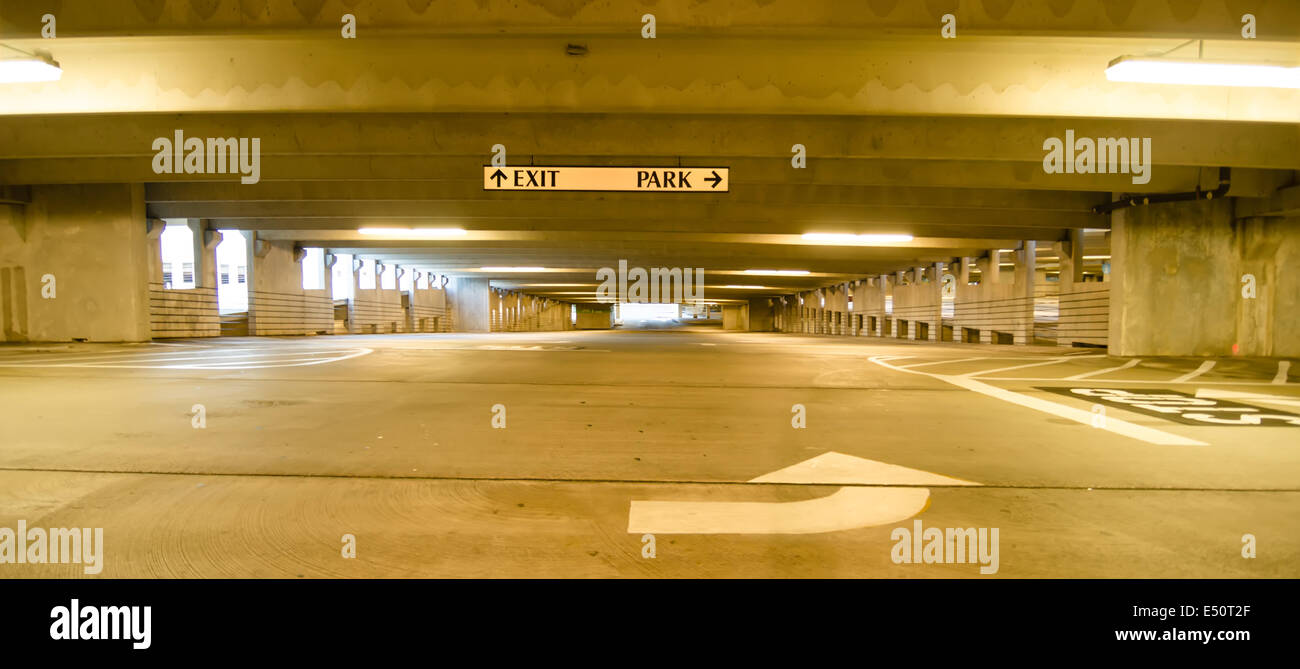 Underground Parking Cars Stock Photos Amp Underground