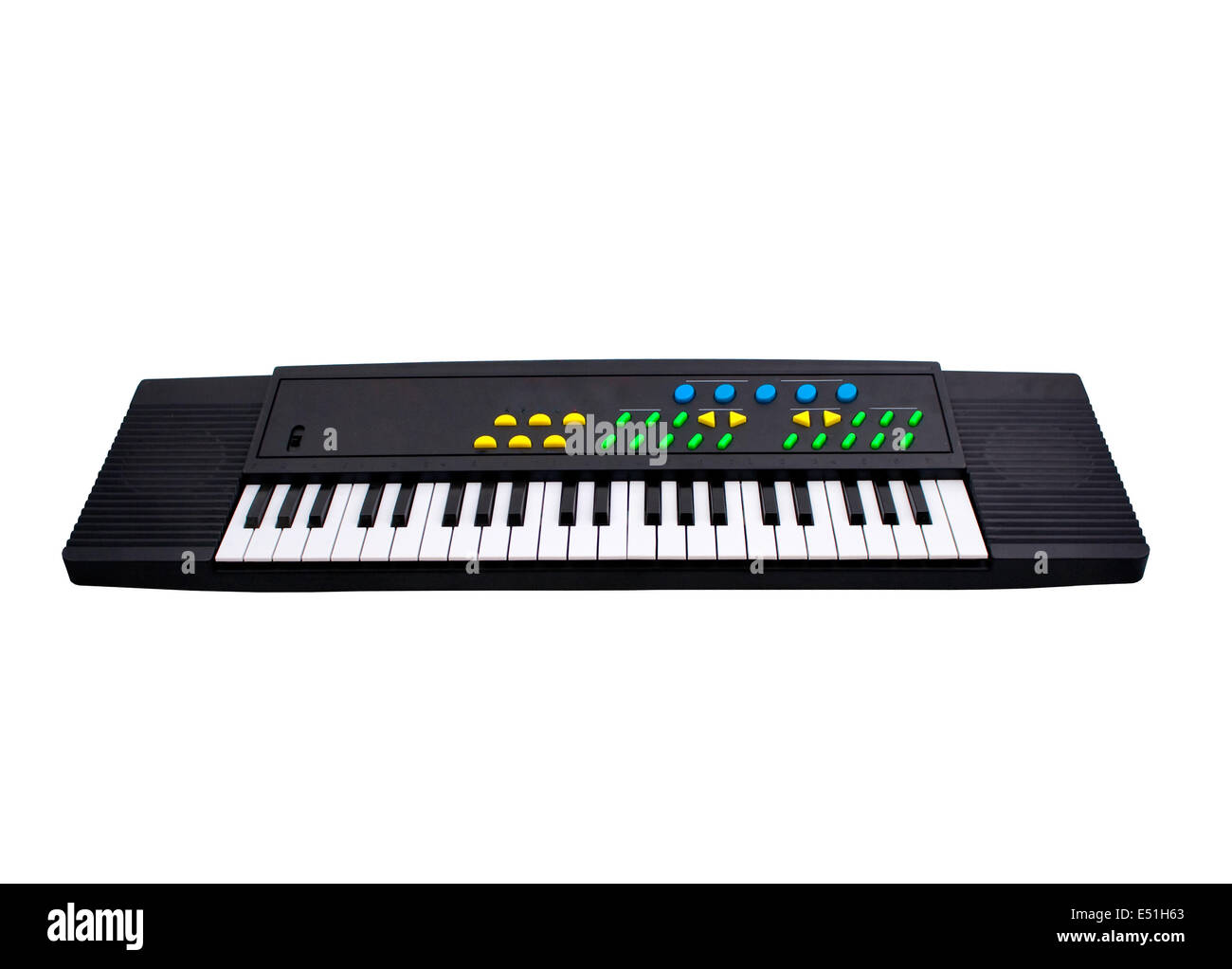 Synthesizer - Stock Image