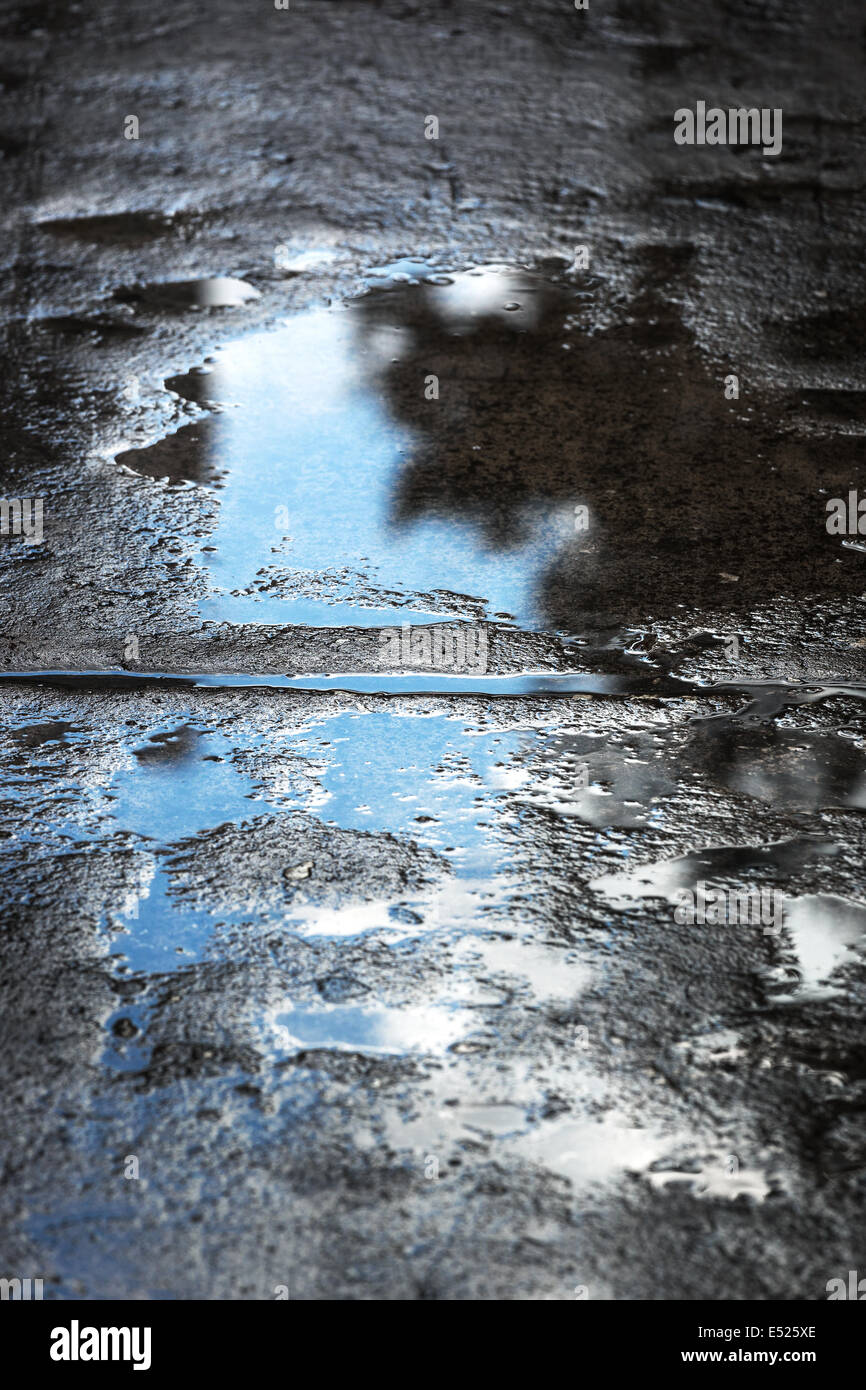 Puddles Stock Photos Amp Puddles Stock Images Alamy