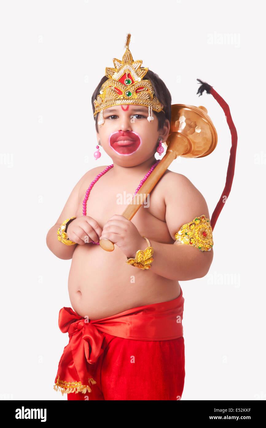 ce5bc5b54ad7 Lord Hanuman Stock Photos   Lord Hanuman Stock Images - Alamy