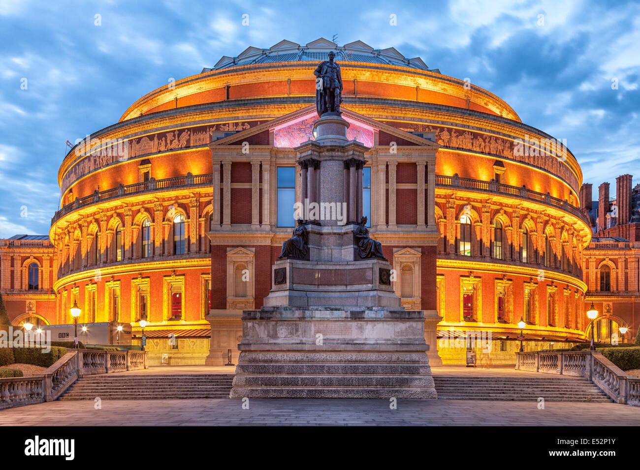 Royal Albert Hall,Kensington Gore,London,England - Stock Image