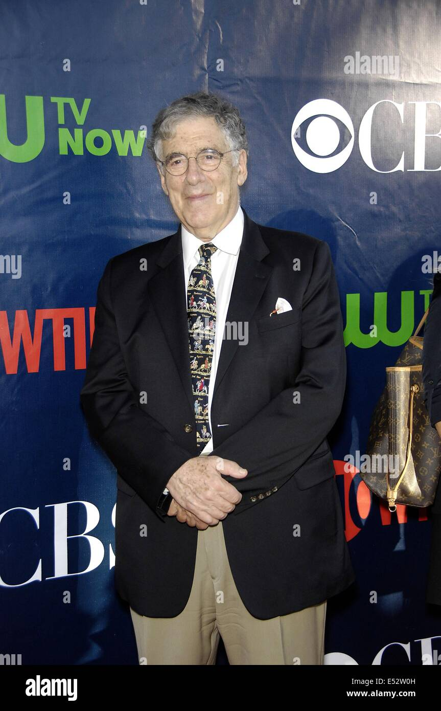 Elliott Gould at arrivals for The TCA Television Critics Association Annual Summer Soiree, Pacific Design Center, - Stock Image