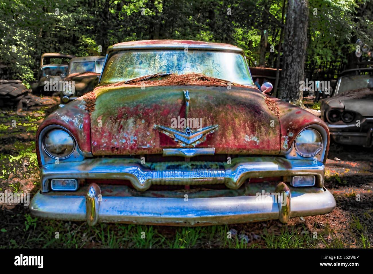 Junk Car Stock Photos & Junk Car Stock Images - Alamy