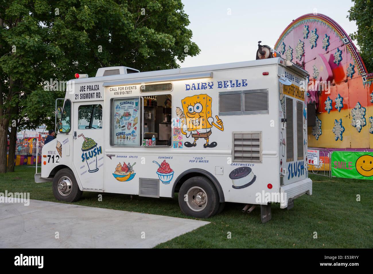 Burlington Food Trucks