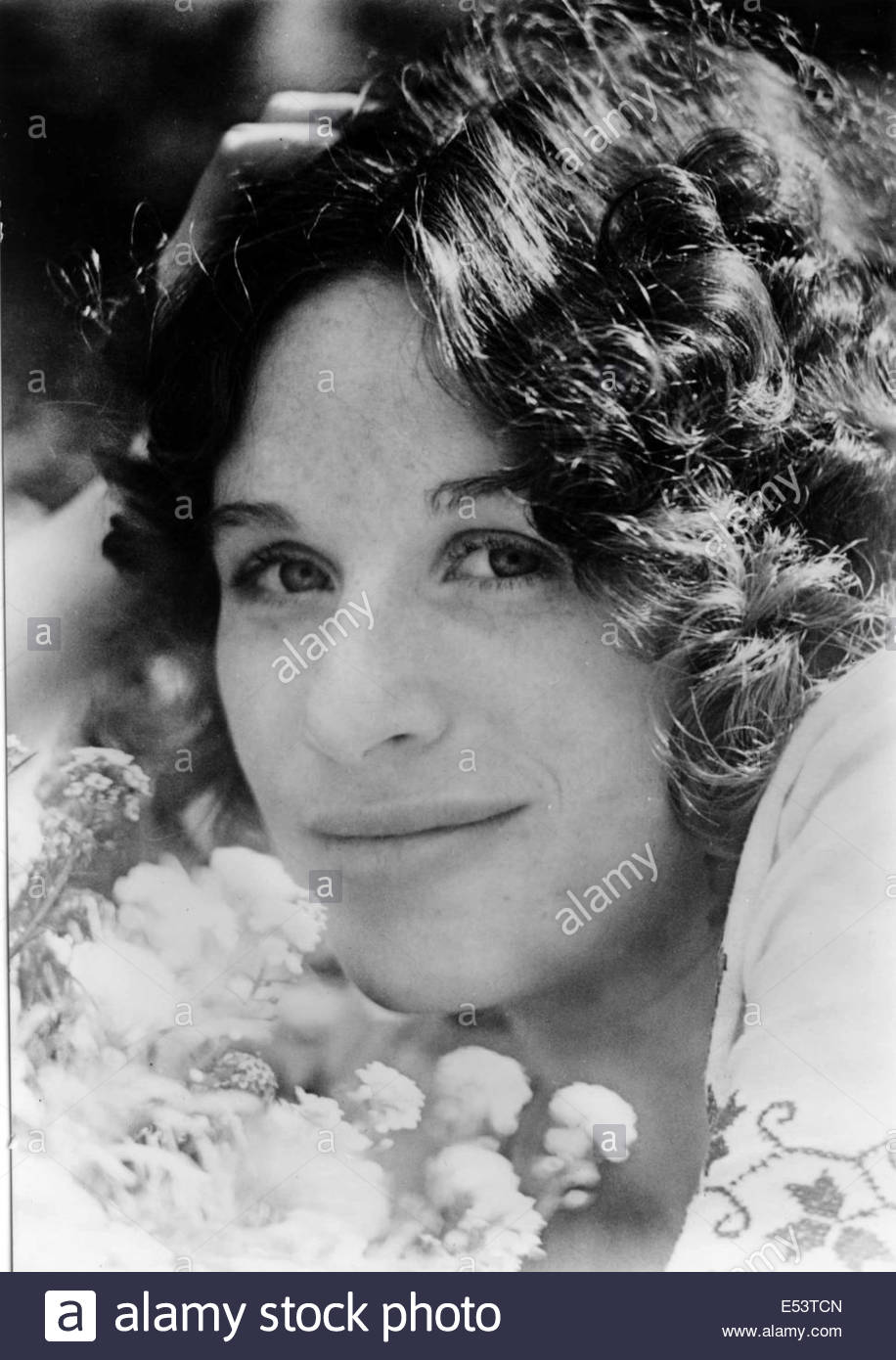 CAROLE KING, circa 1970s.  Courtesy Granamour Weems Collection.  Editorial use only. - Stock Image