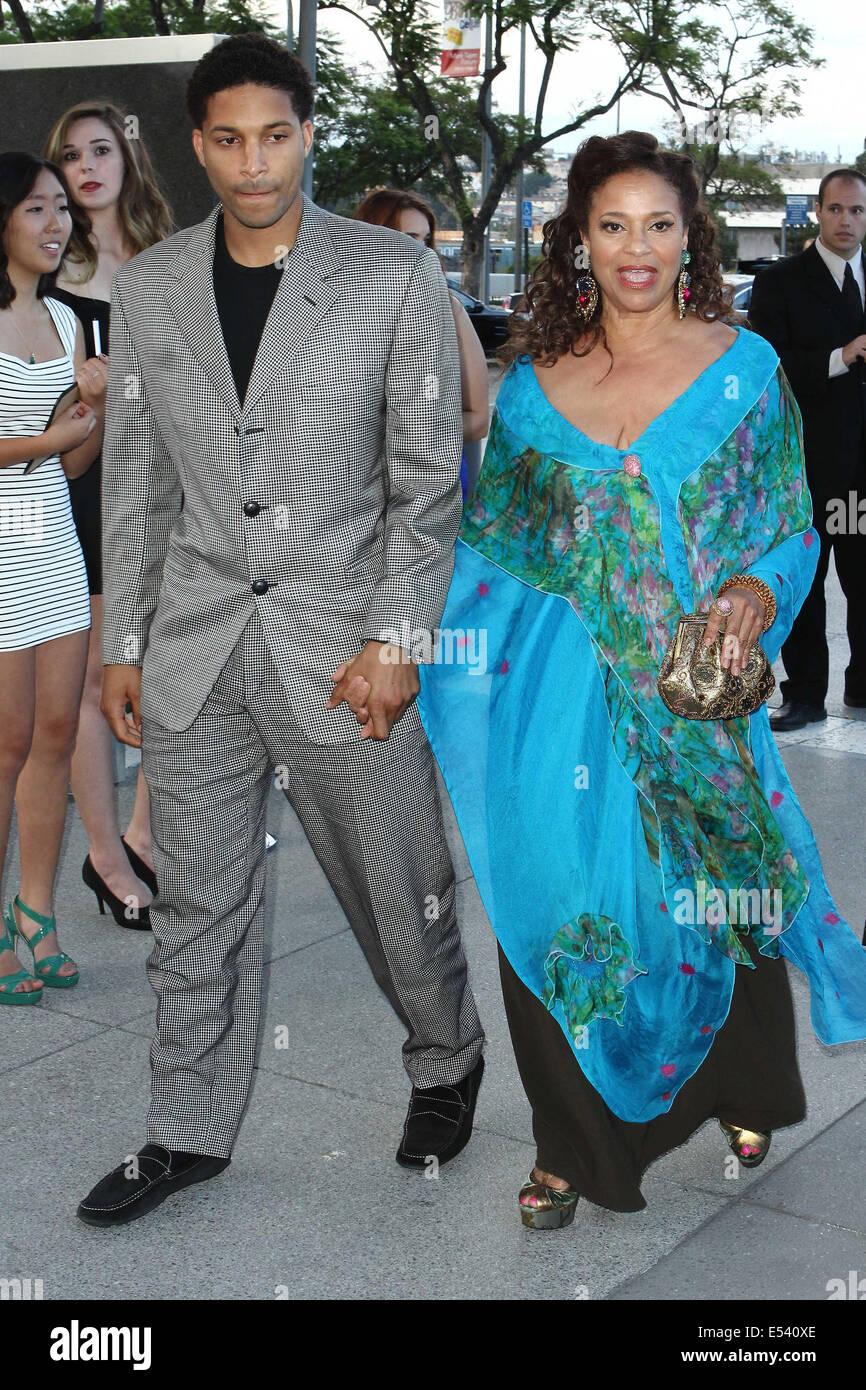 Los Angeles, California, USA. 19th July, 2014. Debbie Allen; Norman ...