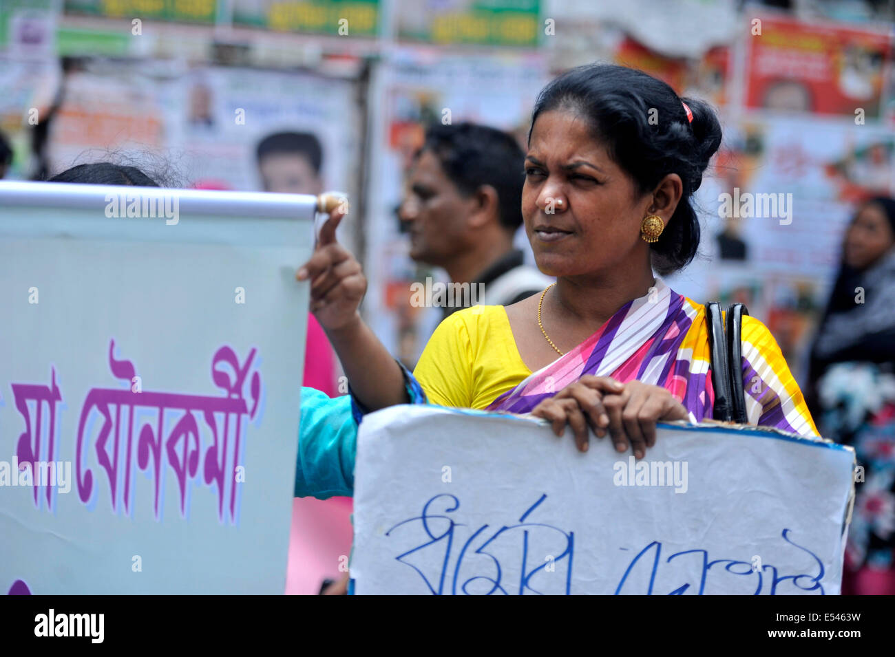 Prostitutes in dhaka