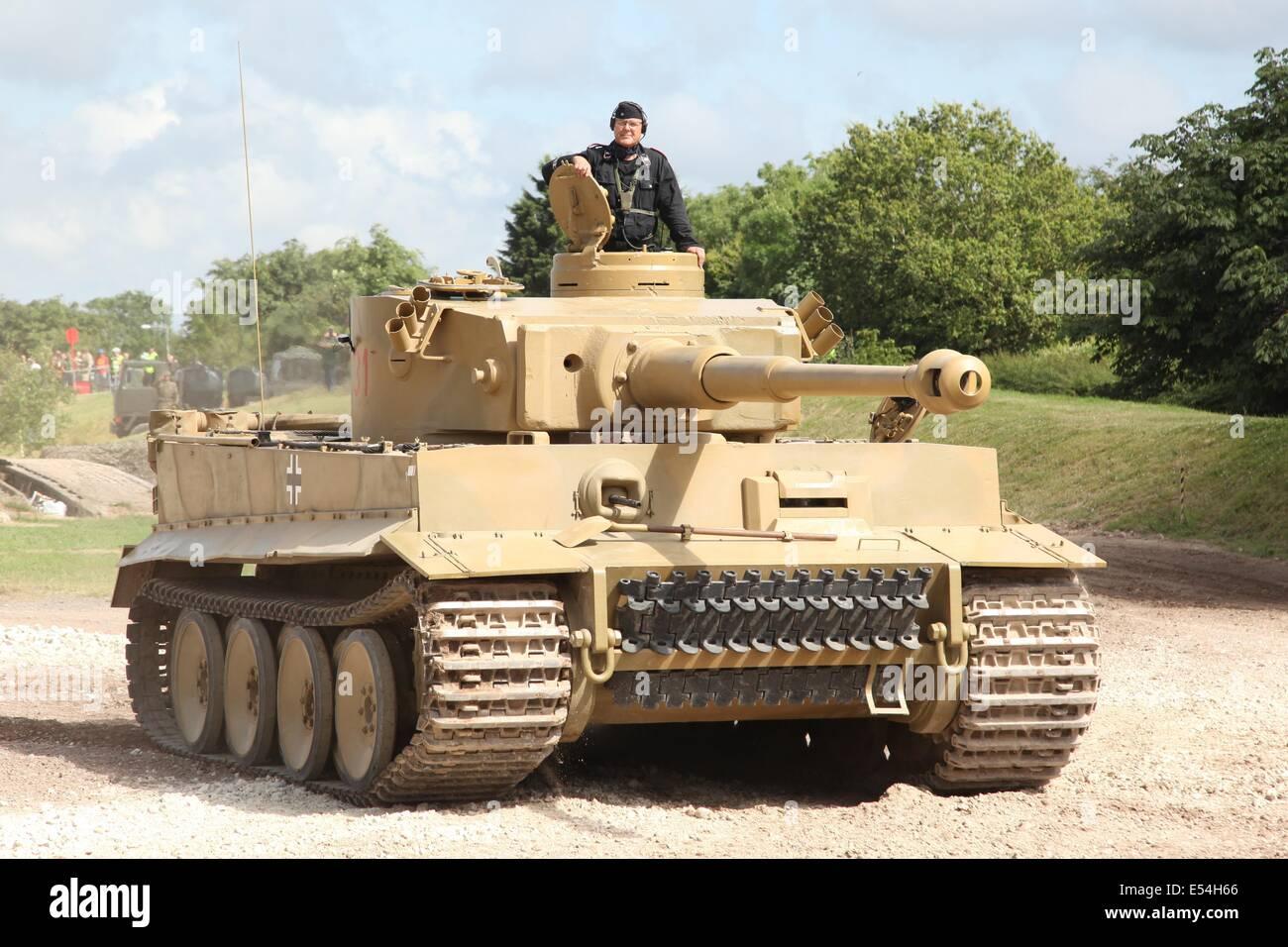 german vi tiger tank stock photos german vi tiger tank. Black Bedroom Furniture Sets. Home Design Ideas