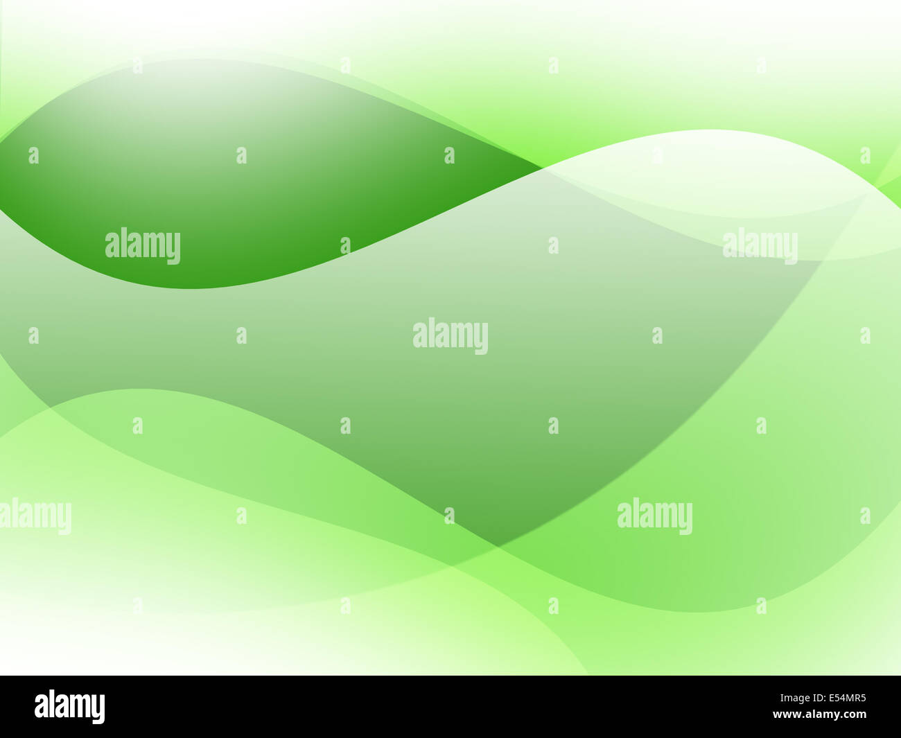 Abstract green background textures web page blurred. - Stock Image