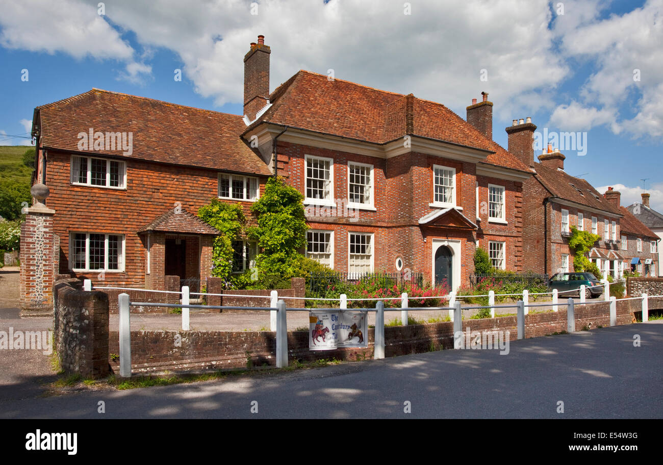East Meon, Hampshire, England - Stock Image