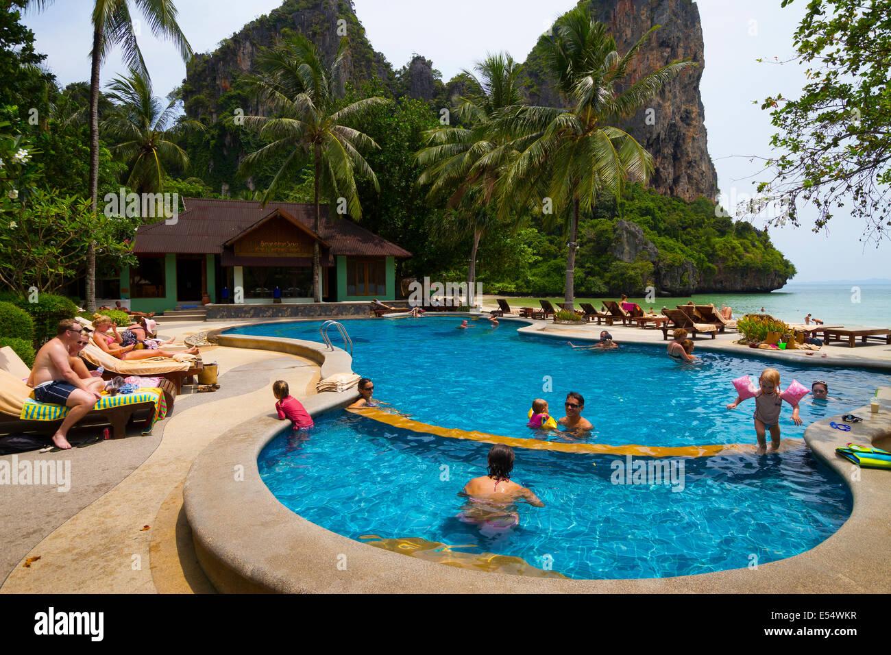 Hotels On Railay Beach West