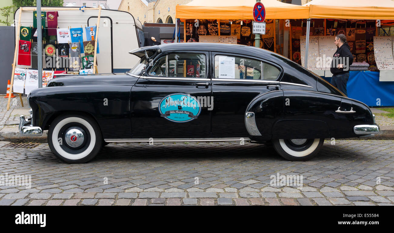 Chevrolet Deluxe Stock Photos Images Alamy 1949 Chevy Styleline Berlin Germany May 17 2014 Oldtimer Fleetline