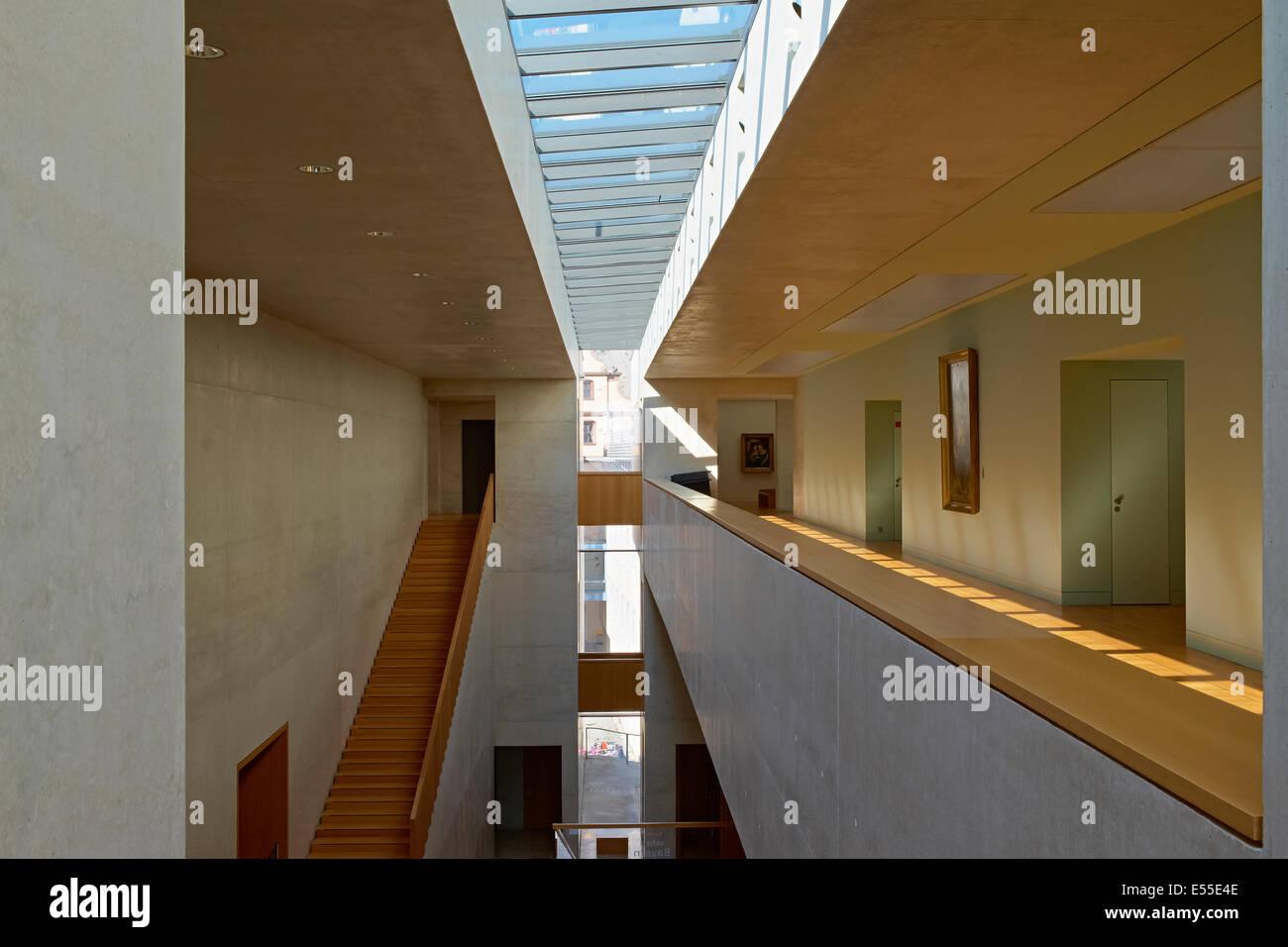 Museum Georg Schaefer, Schweinfurt,  Bavaria, Germany Stock Photo