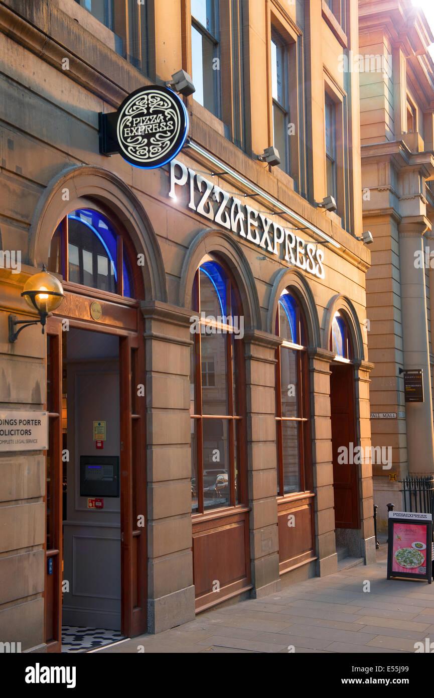 Pizza Express Stock Photos Pizza Express Stock Images Alamy