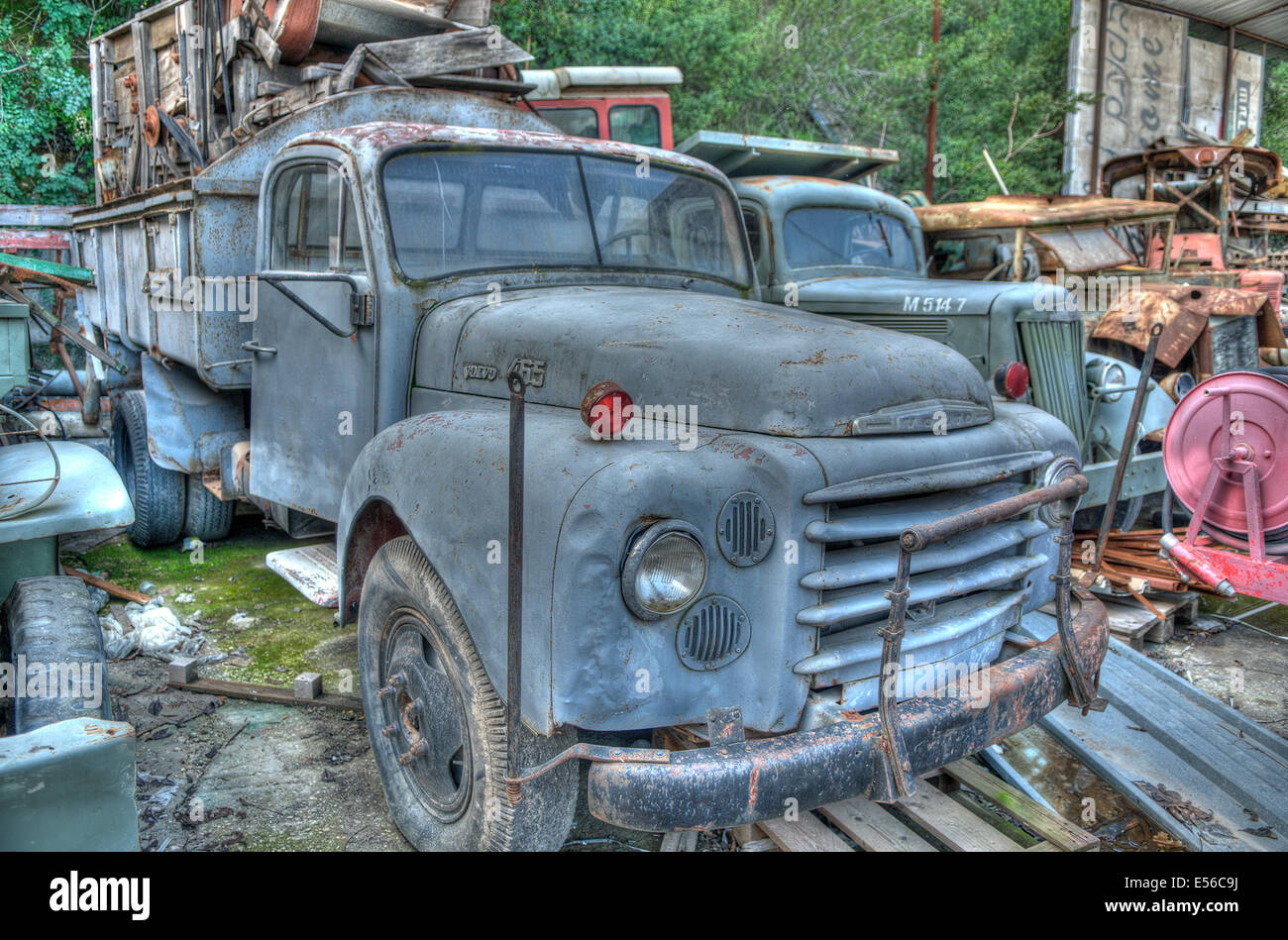 Junkyards Stock Photos & Junkyards Stock Images - Alamy
