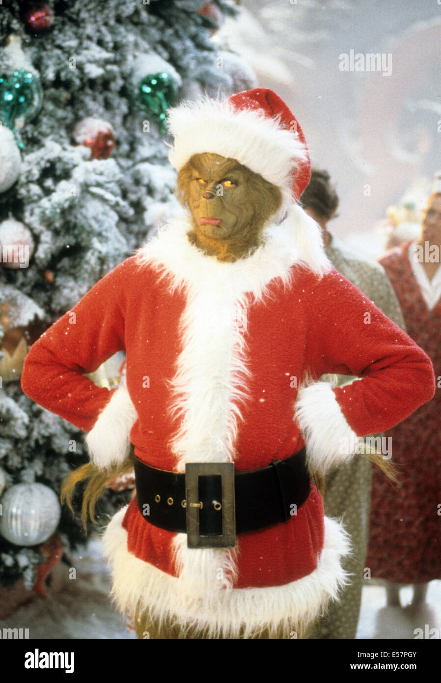 How The Grinch Stole Christmas Movie 2000.How The Grinch Stole Christmas 2000 Universal Pictures Film