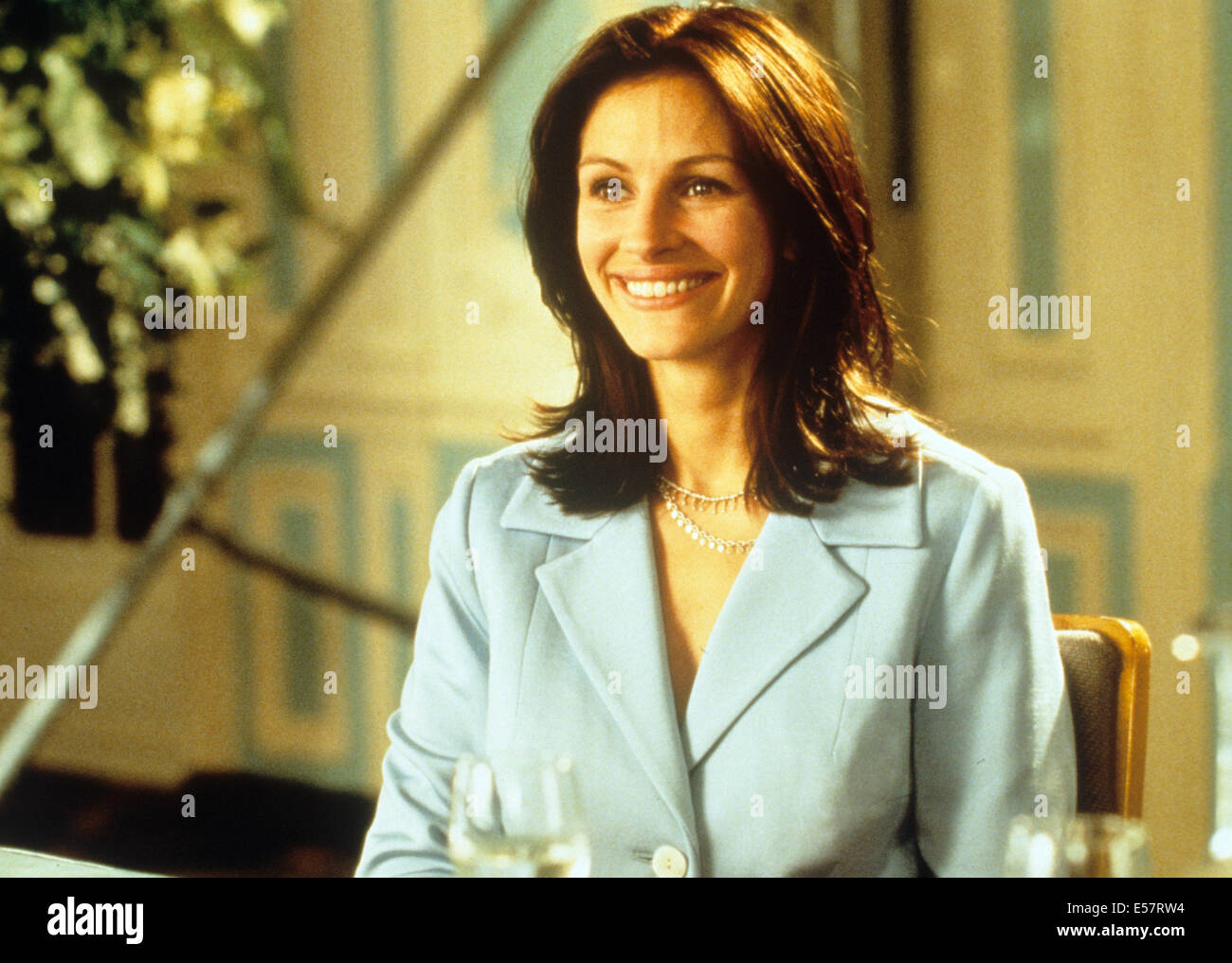 NOTTING HILL 1999 PolyGram/Working Title film with Julia Roberts Stock Photo