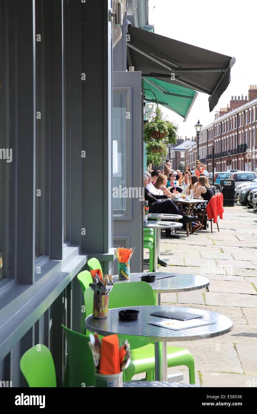 Falkner Street Liverpool Restaurant