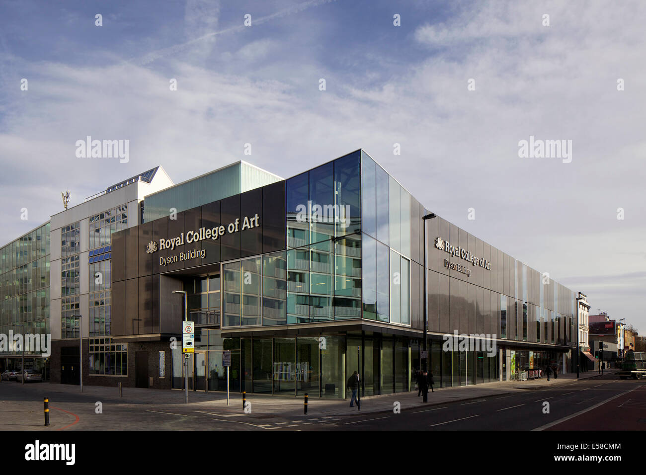 Royal College Of Art >> Royal College Of Art Battersea London New Building For