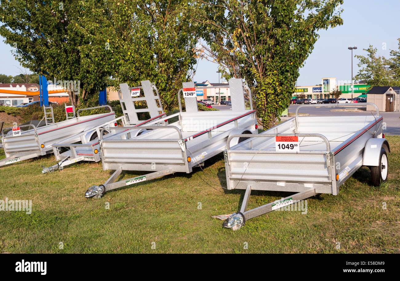 Utility Trailers For Sale Ontario >> Utility Trailers For Sale At Canadian Tire In Lindsay
