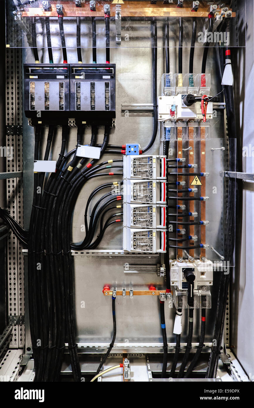 Electrical Panel Stock Photos & Electrical Panel Stock Images - Alamy