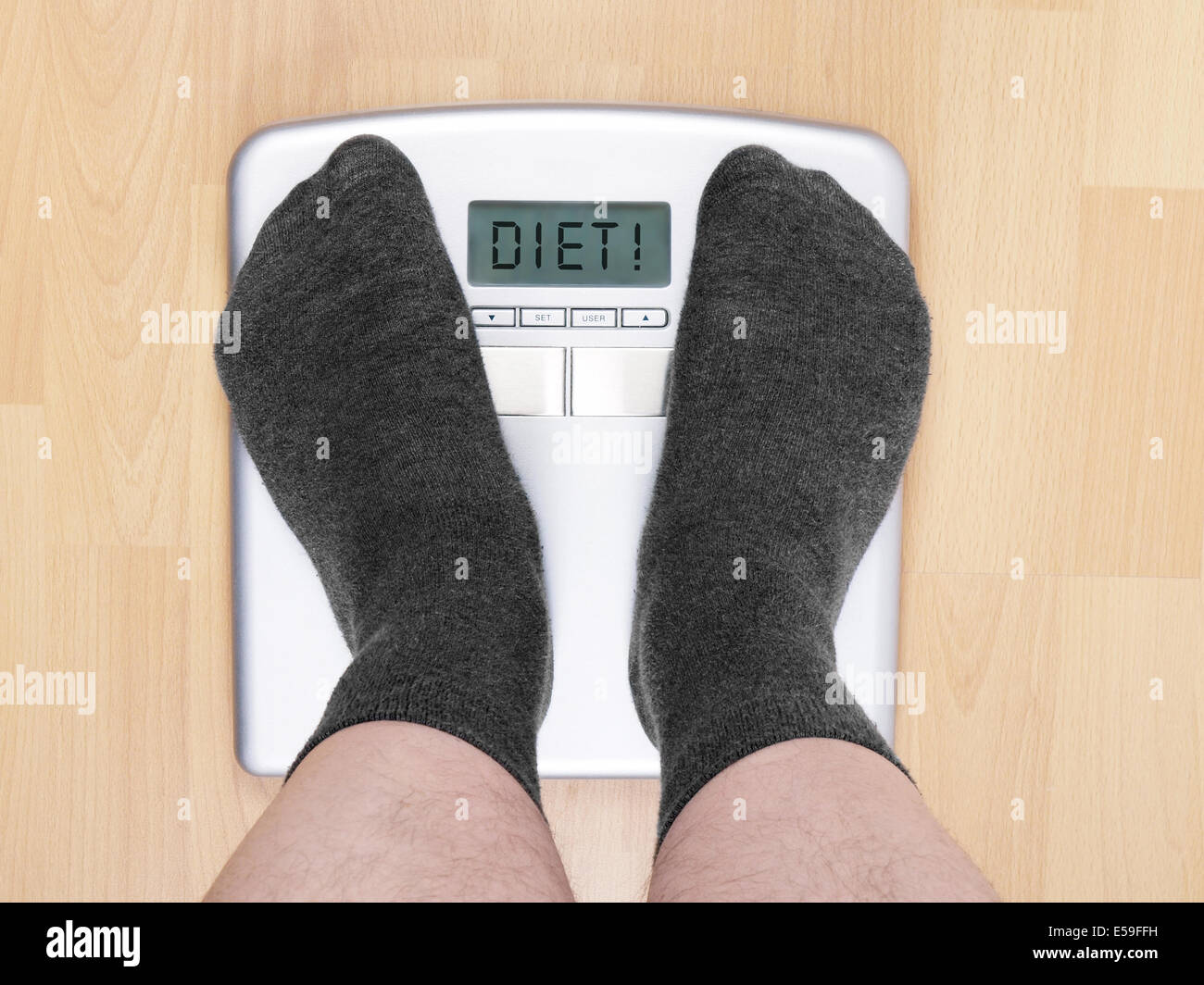 diet - Stock Image