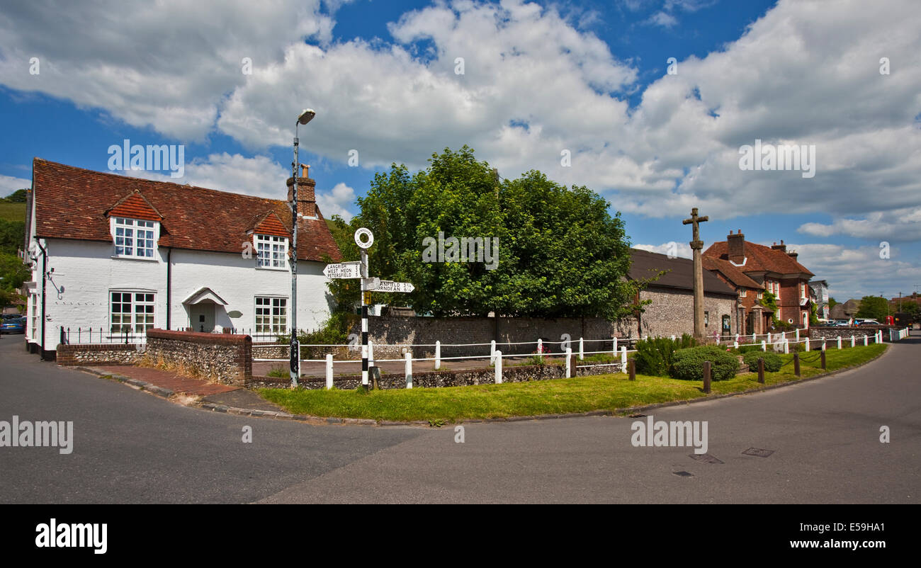 East Meon, Hampshire, England - Stock Image