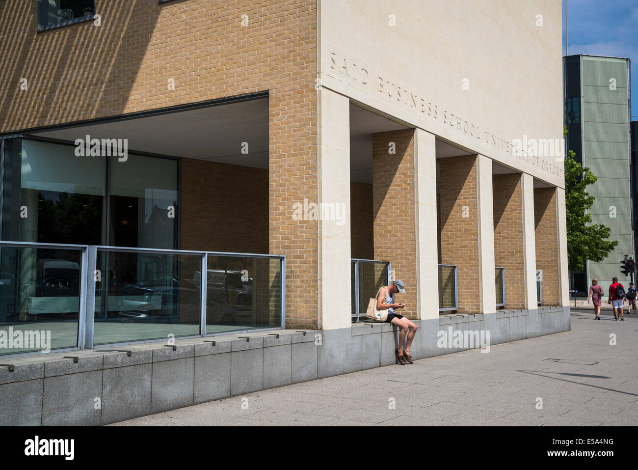 Modern School And Exterior And Uk Stock Photos Amp Modern