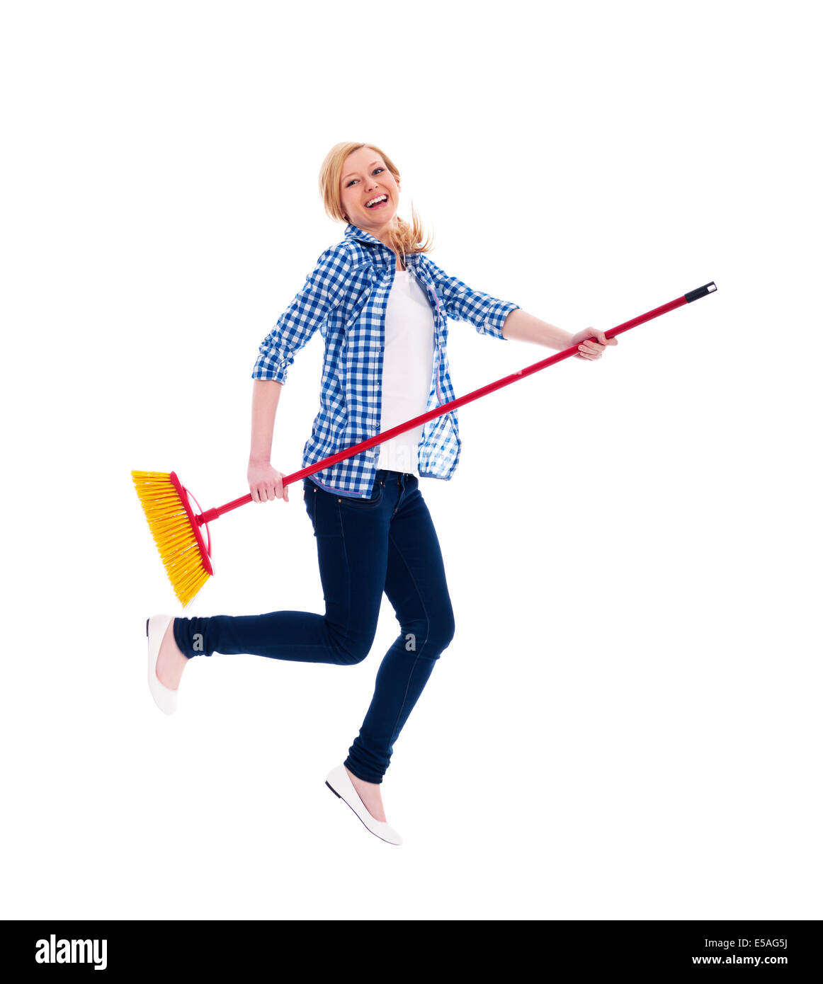 Broomstick Stock Photos Amp Broomstick Stock Images Alamy