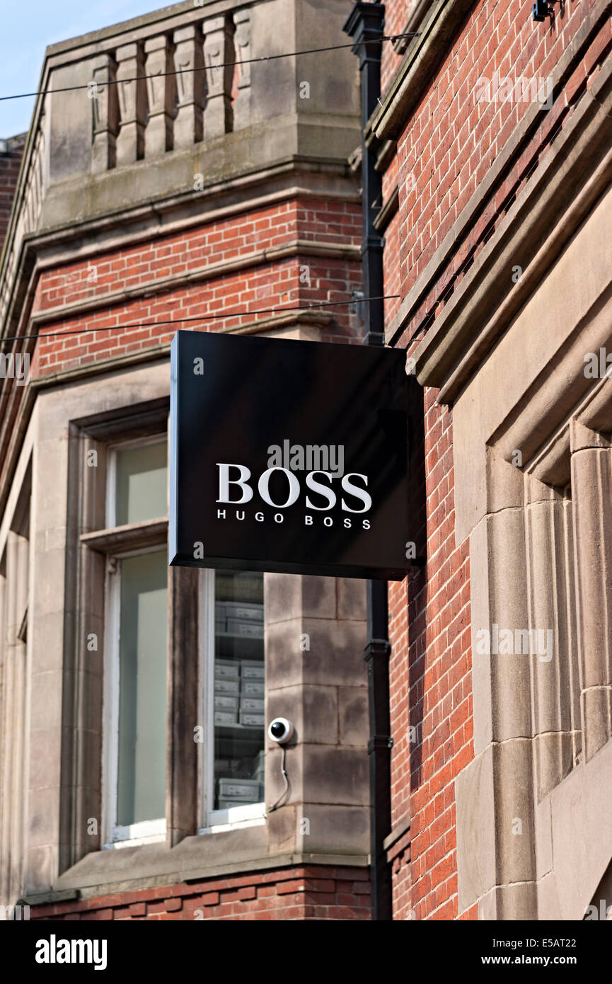 hugo boss building stock photos hugo boss building stock. Black Bedroom Furniture Sets. Home Design Ideas
