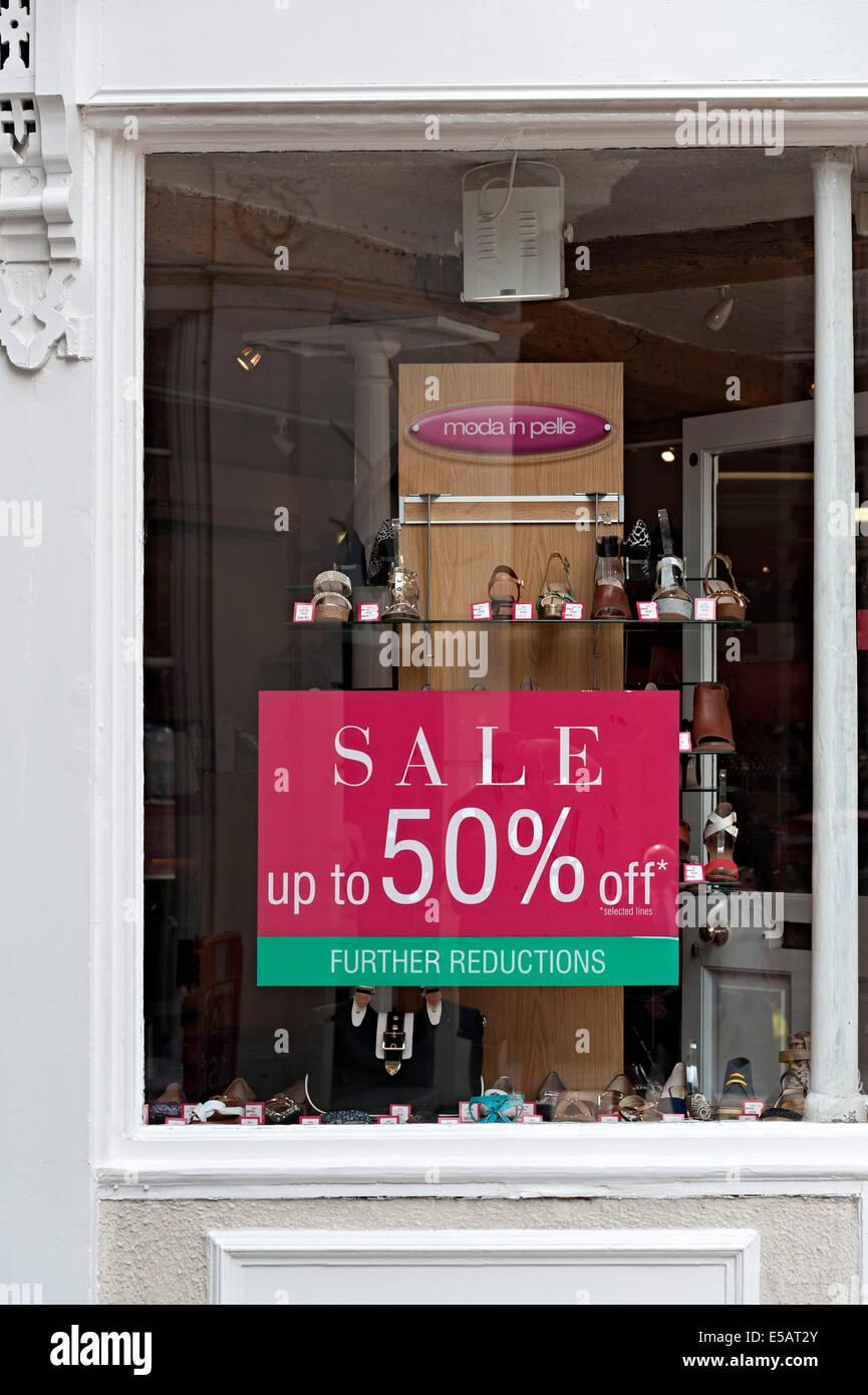 Moda in pelle shoe fashion store sale