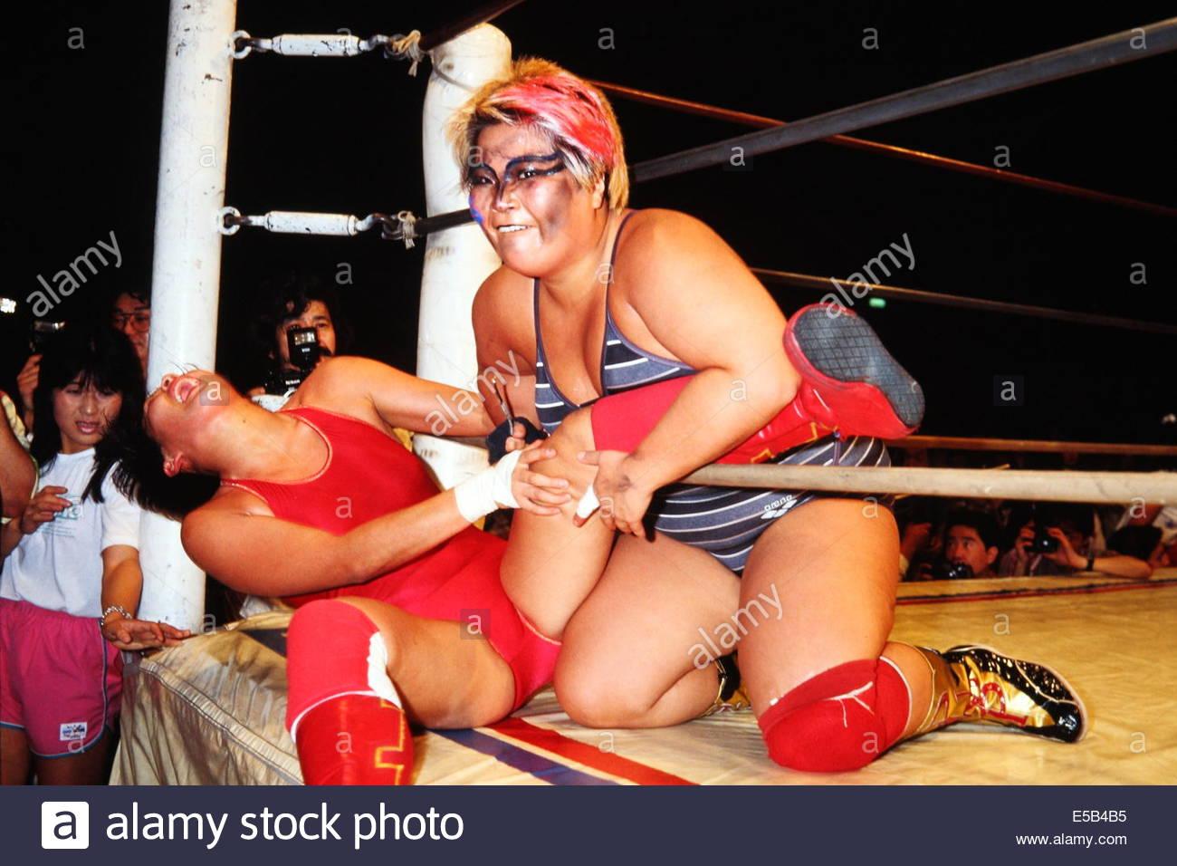 Dump Matsumoto, JUNE 25, 1985 - Pro-Wrestling : All Japan Women's